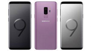 Samsung Galaxy S9 ve Samsun Galaxy S9+