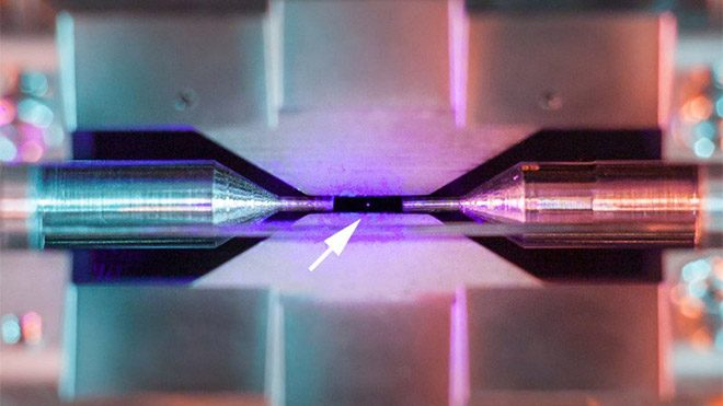 Atom fotoğrafı
