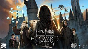 Harry Potter: Hogwarts Gizemi