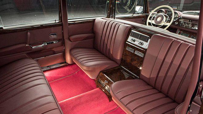 2019 modelden ne kadar pahalı olabilir? 1969 Mercedes-Benz ...