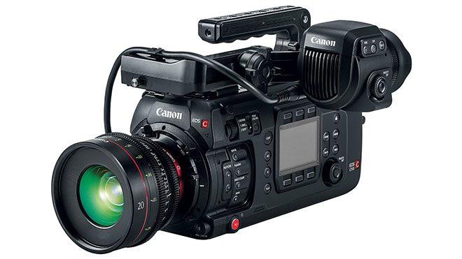 Canon C700 FF