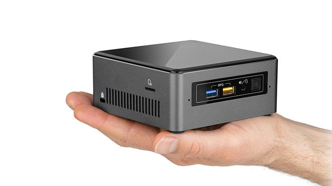 Intel NUC Kit (NUC7i3BNH)