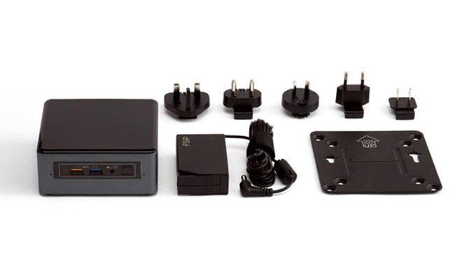 Intel NUC Kit (NUC7i3BNH)