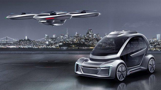 Airbus Audi Pop.Up Next