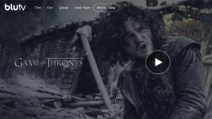 BluTV Game of Thrones
