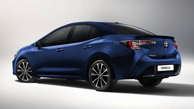 Yeni Auris 252 Zerinden Tasarlanan Toyota Corolla Projesi