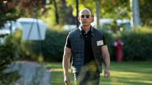 Jeff Bezos SpotMini