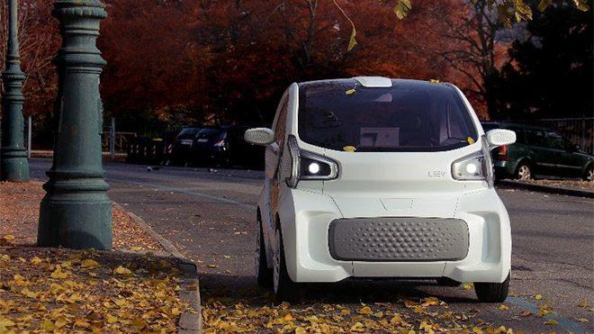 LSEV elektrikli otomobil