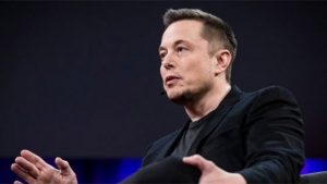 Elon Musk Facebook Tesla SpaceX