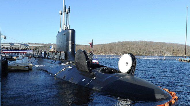 USS Colorado xbox askeri denizaltı