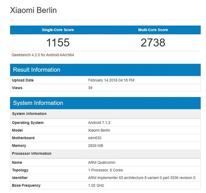 Xiaomi Berlin