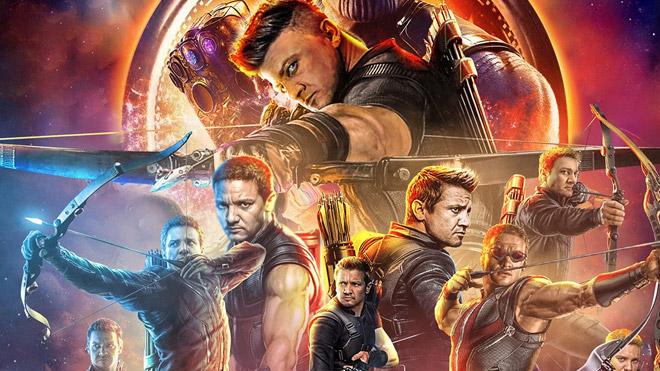 Avengers: Infinity War Hawkeye