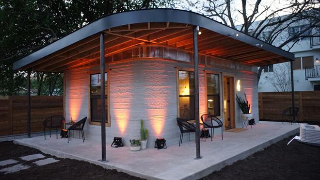 3D yazıcı ev