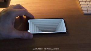 Apple iphone X truedepth ARKit
