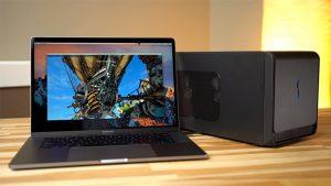 Apple macOS High Sierra 10.13.4 eGPU