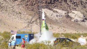 Mad Mike Hughes dünya düz roket denemesi