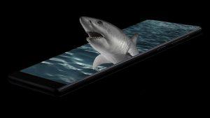 Xiaomi Blackshark oyunucu telefonu