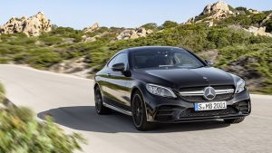 2019 Mercedes C-Serisi Coupe