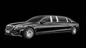 2018 Mercedes-Maybach Pullmann