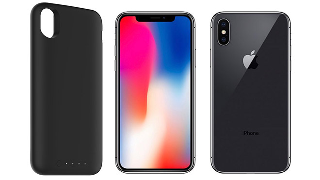 Apple Mophie iphone X