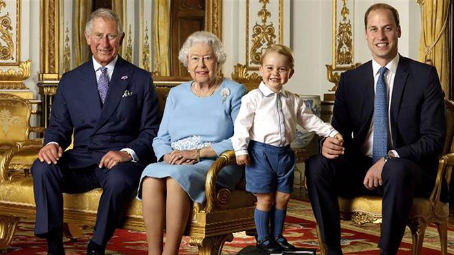 İngiliz kraliyet ailesi
