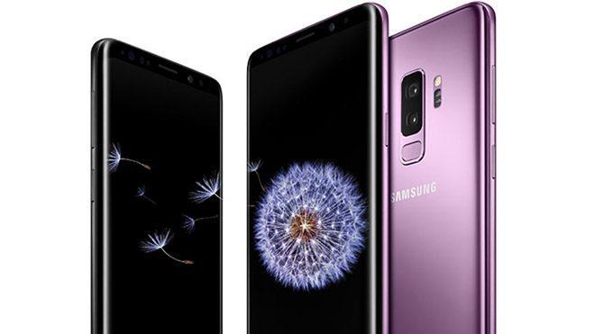 Samsung Galaxy S9 ve Samsung Galaxy S9+
