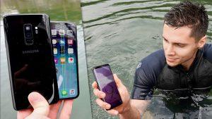 Samsung Galaxy S9 ve iPhone X