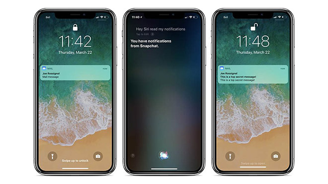 Apple iPhone Siri iOS 11 problem