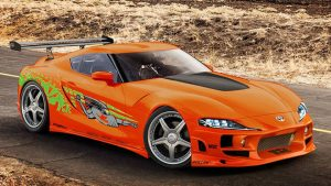Toyota Supra FF