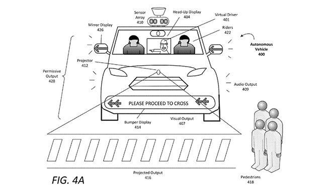 Uber Sürücüsüz otomobil