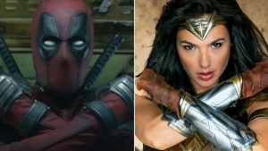 Deadpool 2 vs Wonder Woman