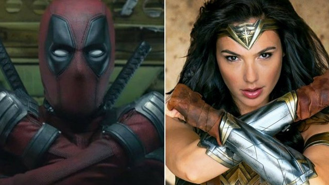 Deadpool 2 vs Wonder Woman