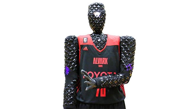 Basketbolcu Robot CUE