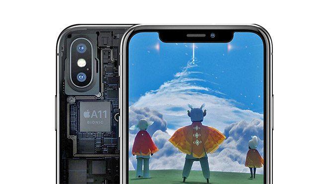 Apple A12 iPhone
