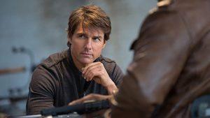 Iron Man Tom Cruise
