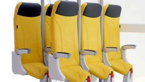 uçak koltuğu Skyrider 2.0