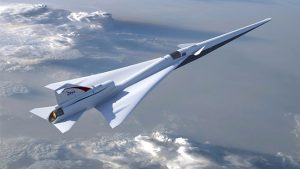 NASA Lockheed Martin X-Plane