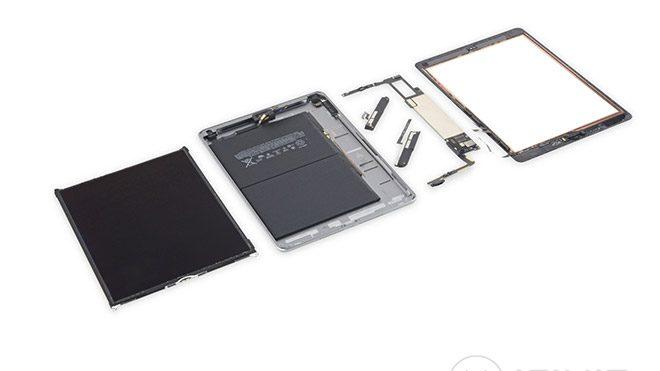 Apple iPad iFixit