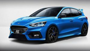 2019 Ford Focus RS Render