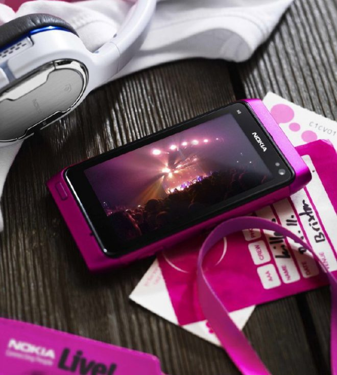 HMD Global Nokia N-Serisi