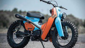 2018 Honda Super Scrambler Cub