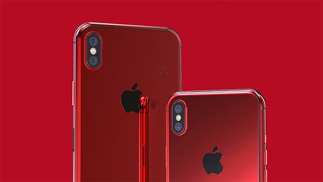 Apple iPhone X iPhone X Plus (PRODUCT)RED