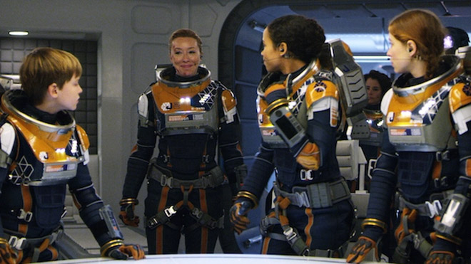 Netflix Lost in Space