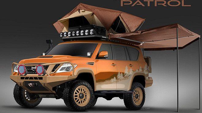 Nissan Armada Patrol