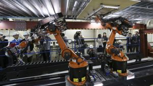 robot teknolojileri