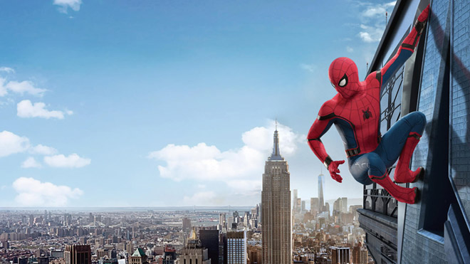 spider-man homecoming 2