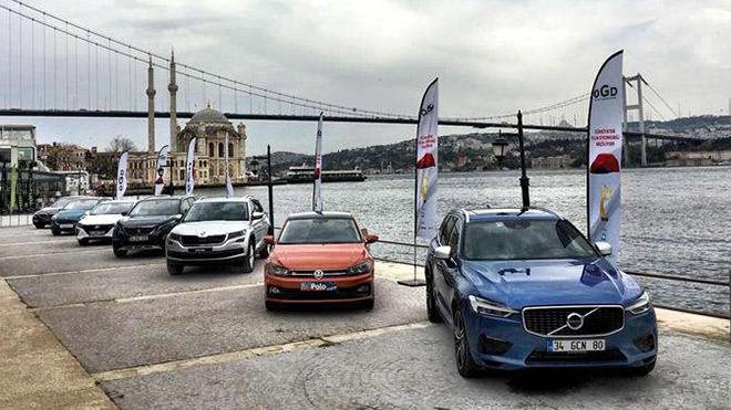Türkiye'de Yılın Otomobili 2018