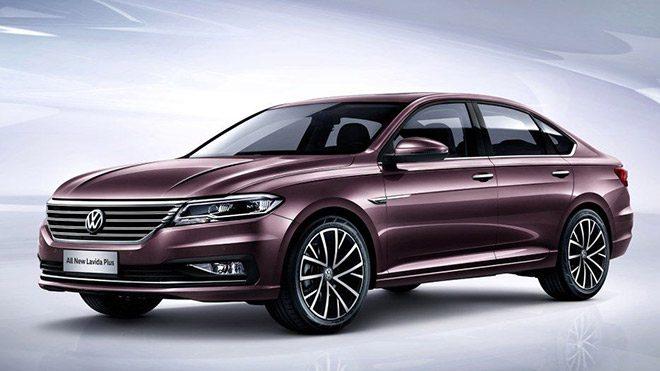 2019 Volkswagen Lavida Plus