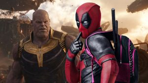 avengers infinity war deadpool