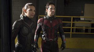 Ant-Man and the The Wasp